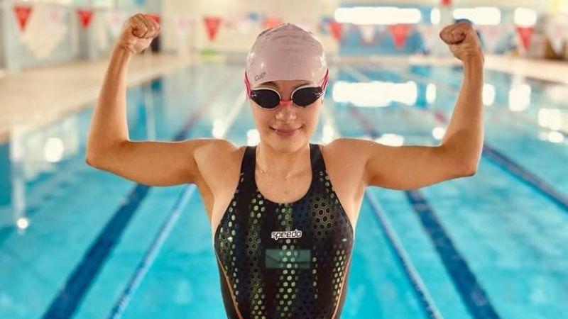 Genç sporcudan 4 dünya rekoru