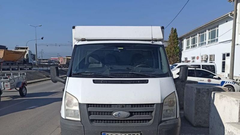 Ankara'da çalındı, Sakarya'da yakalandı