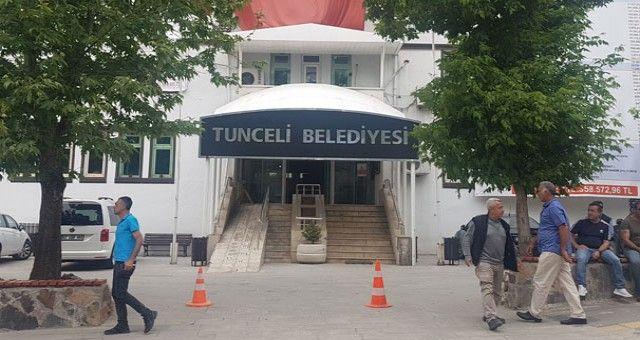 Tunceli Belediyesinin Kararına Durdurma Kararı Çıktı