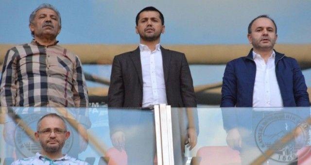 Erzurumspor Başkanı'ndan MHK ve Yusuf Namoğlu'na Sert Sözler