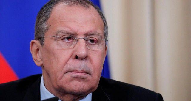Rusya Dışişleri Bakanı Lavrov'dan Suriye ve Venezuela Açıklaması