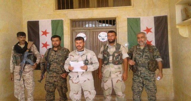 Suriye Kamışlı'da 50 YPG'linin Sevkiyatı Görüntülendi
