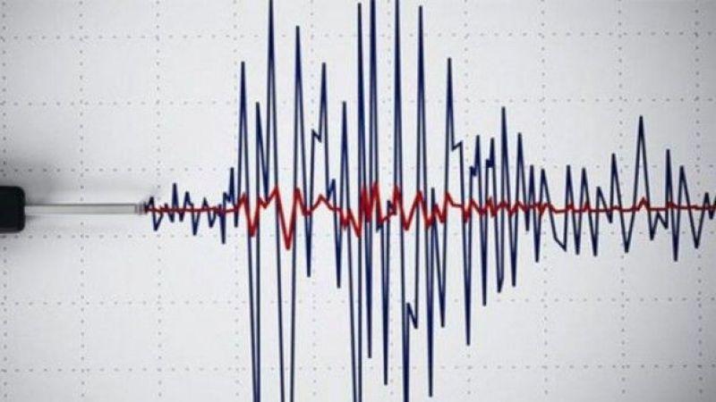 Balıkesir'de Arka Arkaya 2 Deprem