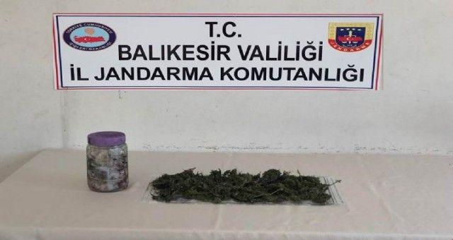 Balıkesir'de 1 Günde 12 Uyuşturucu Satıcısı Yakalandı