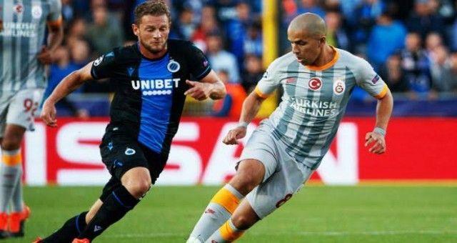 Club Brugge Maçında Galatasaray Kadrosu Hazır Değil