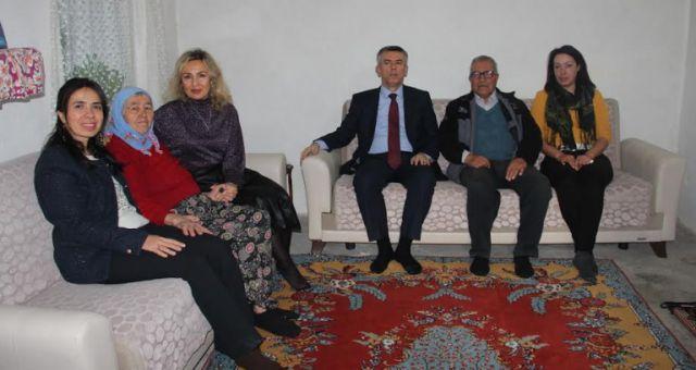 Edremit Valisi Sırmalı : Devletimiz Herzaman Şehitlerimizin Yanındadır