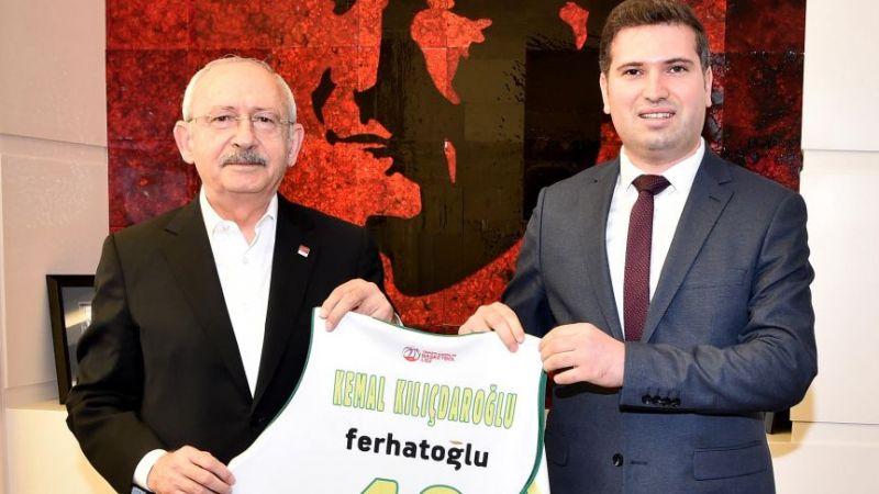 Kılıçdaroğlu'ndan Edremit Belediyesi'ne övgü