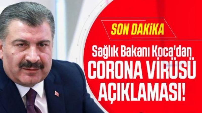 Türkiye'de vaka sayısı 5'e yükseldi..