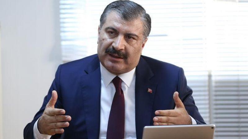 Türkiye'de Koronavirüs vakası 18'ye yükseldi..