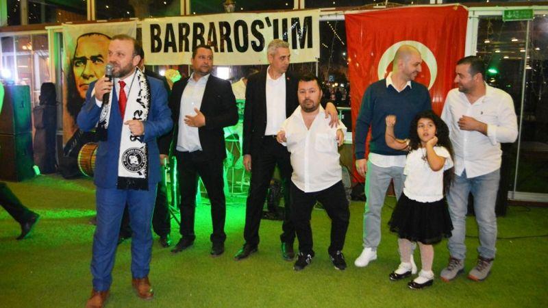 Barbaros Sefaspor şampiyonluğunu kutladı