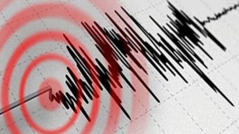 Ege Denizi açıklarında deprem meydana geldi