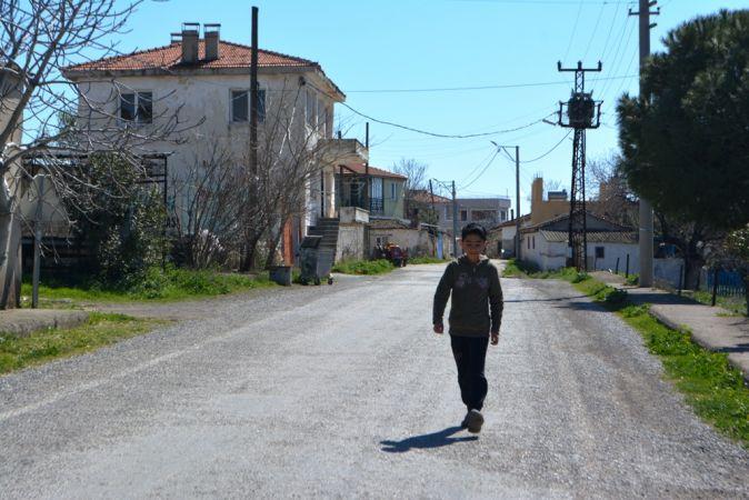 Bu köye Korona Virüs'ün girmesi yasak