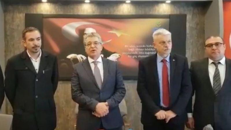 """Başkan Arslan,""""Doğalgaz engellenmesi söz konusu değildir"""""""