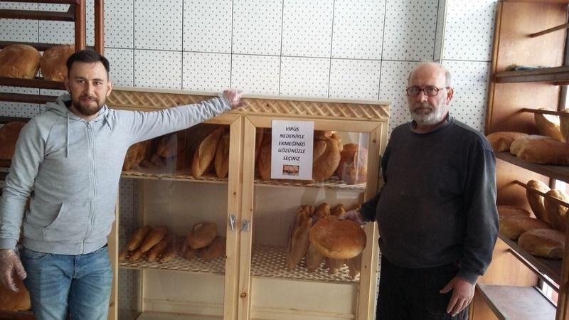 Havran Oruçoğlu Ekmek Fabrikası'ndan Hijyen Uygulaması