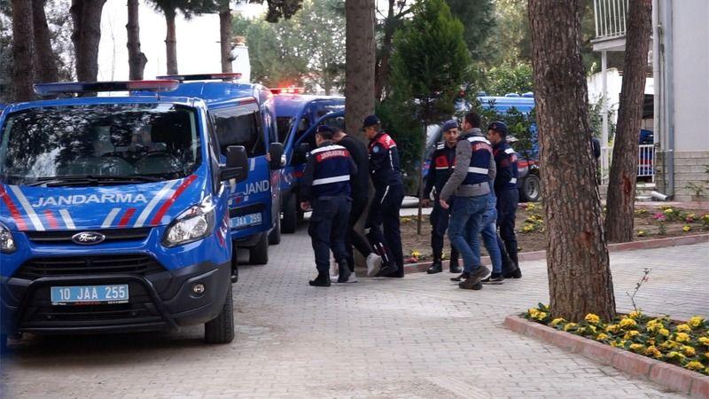 Uyuşturucu operasyonunda 14 kişi gözaltına alındı