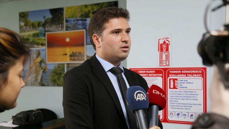 Tayfun Canlı: Edremit Belediyesi 7/24 görevde!