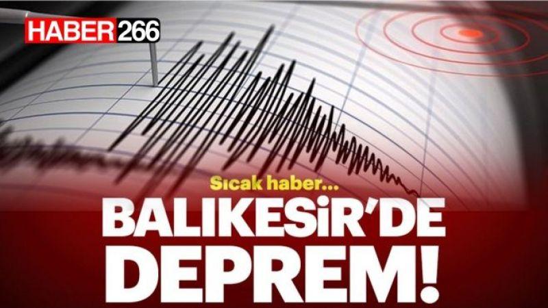 3.6 büyüklüğünde deprem korkuttu