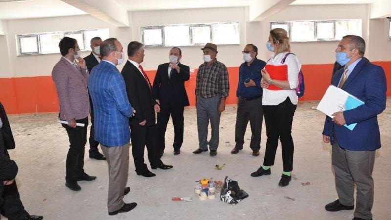 Vali Ersin Yazıcı'dan Burhaniye ziyareti