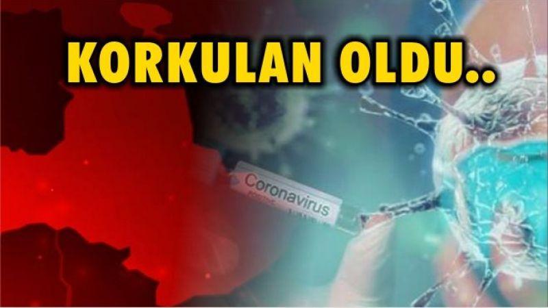 İstanbul'dan gelen ailenin bir üyesinde koronavirüs çıktı