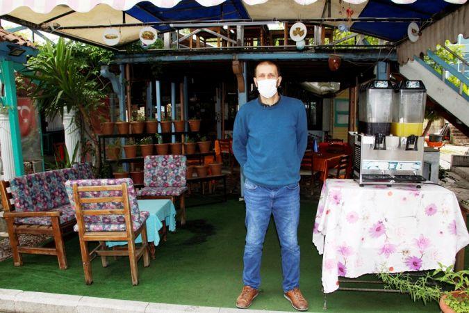 30 yıllık tecrübesiyle Sera Cafe'de