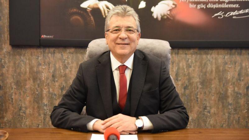 Başkan Arslan'dan Babalar Günü mesajı