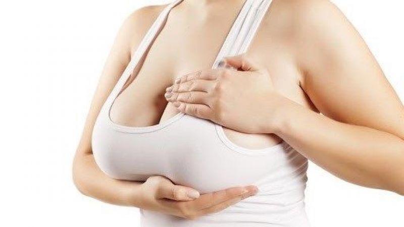 Göğüs küçültme bir estetik değil, sağlık için yapılmalı
