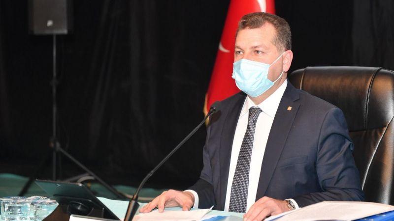 Balıkesir Büyükşehir Belediyesi esnaftan kira almayacak