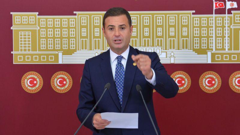 """Ahmet Akın, """"Maden emekçilerimize vefa borcumuz var"""""""