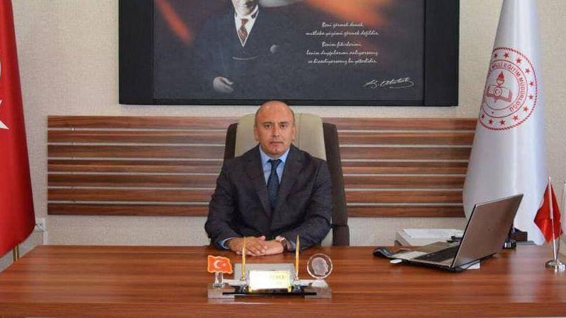 Edremit İlçe Millî Eğitim Müdürü Yakup Özbek'in Yeni Yıl Mesajı