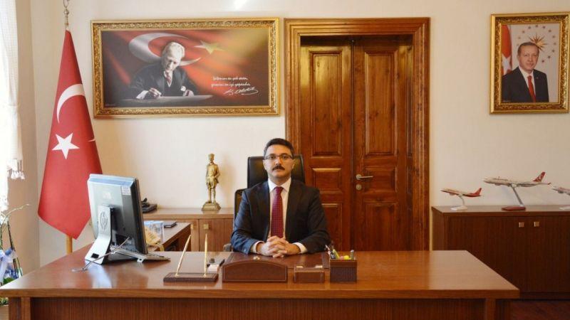 Kaymakam Turgay Ünsal'dan Yeni Yıl Mesajı