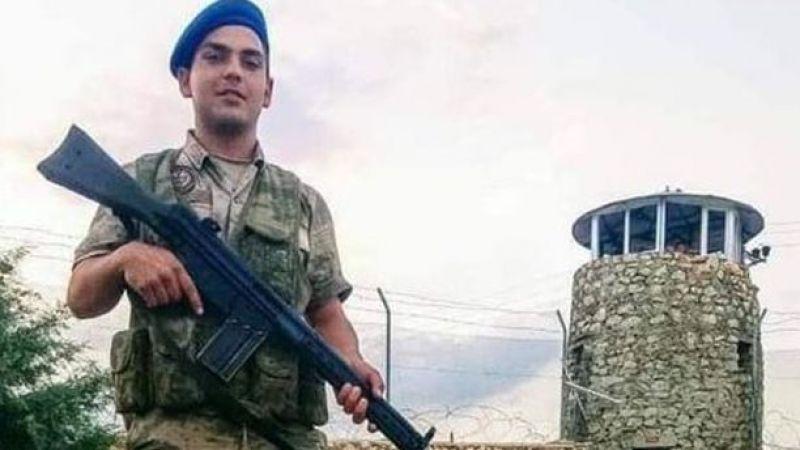 Tunceli'de görev yapan askerden acı haber