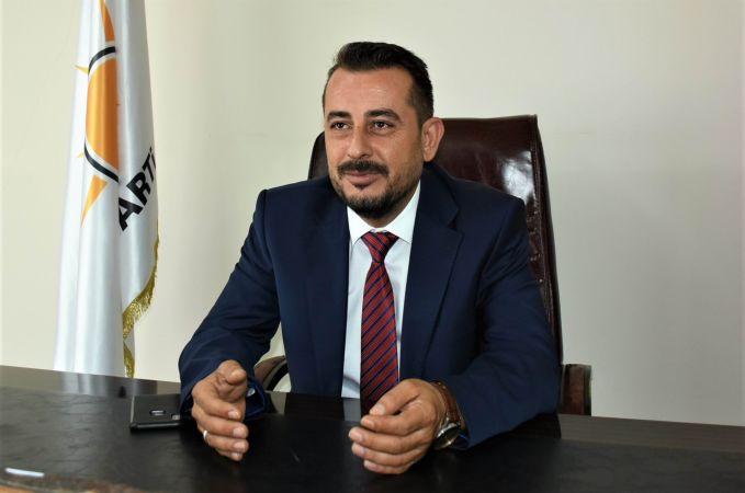 Ak Parti Edremit İlçe Başkanı Ekrem Umutlu'dan zehir zemberek açıklama