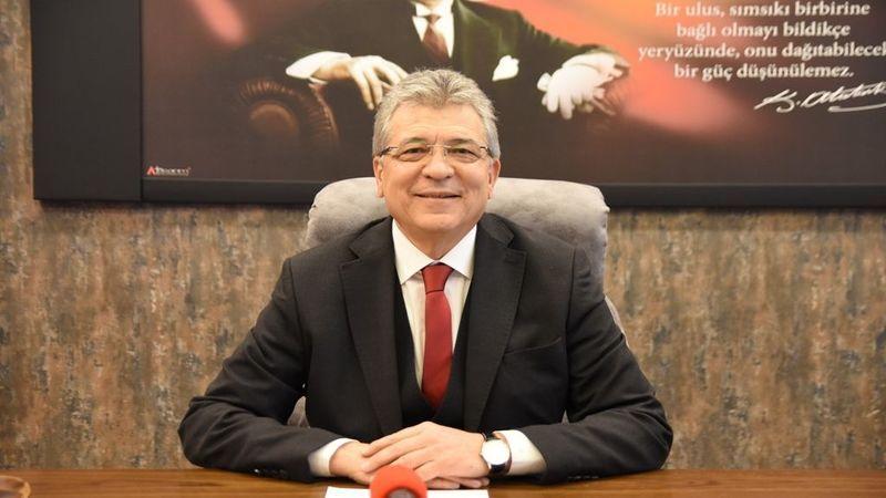 Edremit Belediye Başkanı Selman Hasan Arslanın basın açıklaması