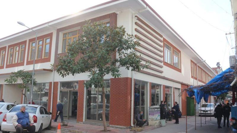 Atatürk gençlik ve kültür merkezi tamamlandı