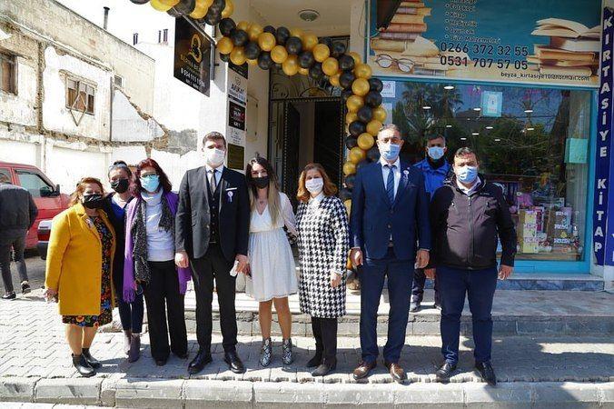 Edremit'te Berna Beauty Güzellik Merkezi açıldı