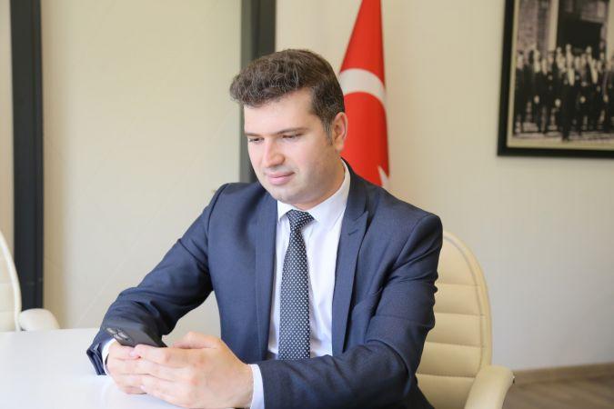 """Tayfun Canlı: """"Edremit Belediyesi olarak ilk gerçekleştirdik!"""""""