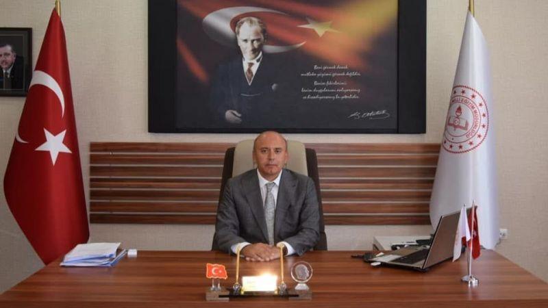 Edremit İlçe Milli Eğitim Müdürü Yakup Özbek'in Ramazan Bayramı Mesajı