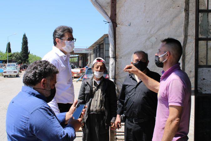 CHP'li Aytekin: esnaf, AKP'den kurtulacağı günü bekliyor