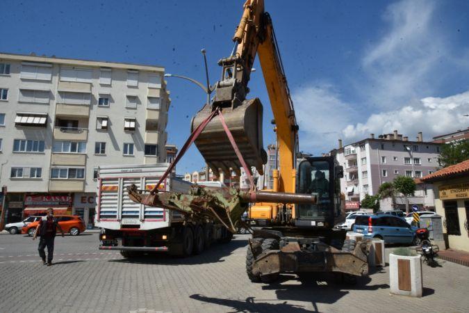 """Tayfun Canlı: """"Edremit'in tarihine sahip çıkıyoruz"""""""
