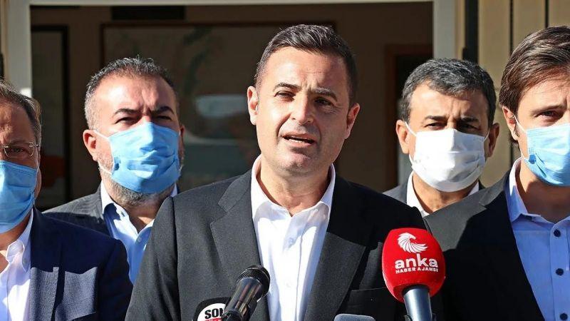 """Ahmet Akın, """"Enerjide kara Çarşambayı yaşattılar"""""""