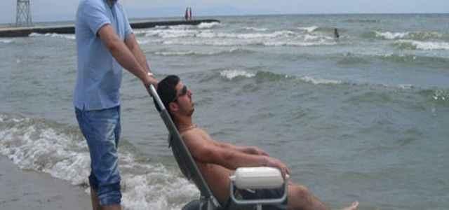 Engellileri denizle buluşturdular
