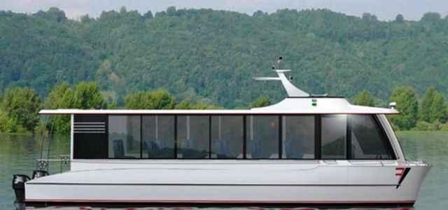 Elektirikli gezi teknesiyle tanıtılacak
