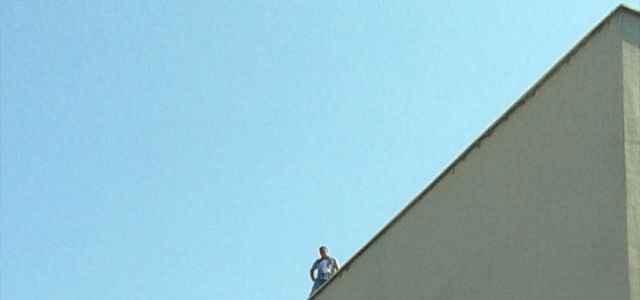 Hastane çatısında silahlı dehşet