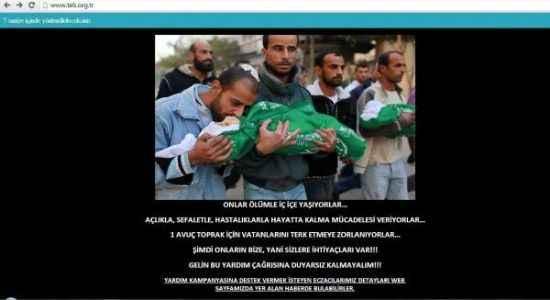 Gazze için anlamlı yardım