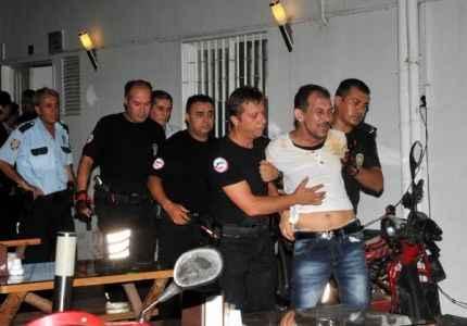 Faciayı polis önledi