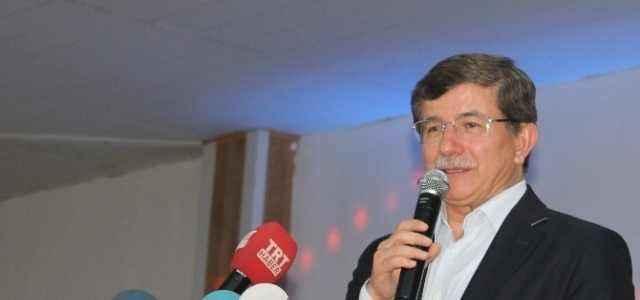 Davutoğlu'dan milli irade vurgusu