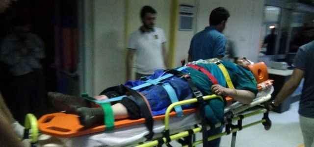 Feci kaza: 6 yaralı 1 ölü