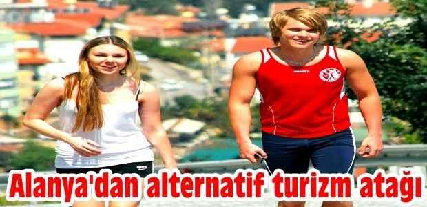 Alanya'dan alternatif turizm atağı