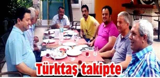 Türktaş takipte
