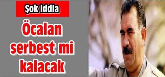 Öcalan'a şok tahliye iddiası
